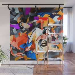 Francis Picabia Ecclesiastic Wall Mural