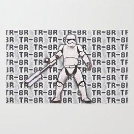 TR-8R Stormtrooper Rug