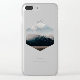 When Winter comes Clear iPhone Case