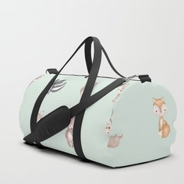 ANIMALS OF THE FOREST Duffle Bag
