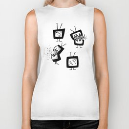 Weapons of Mass Distraction Biker Tank