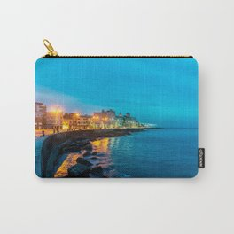 La Vida Nocturna Carry-All Pouch