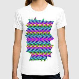 Rainbow Scaffolding T-shirt
