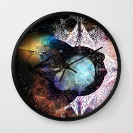 It's Complicated V. 3: In Space Wall Clock