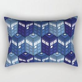 Infinite Phone Boxes Rectangular Pillow