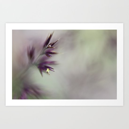 "Nature ""L'air du temps"" Art Print"