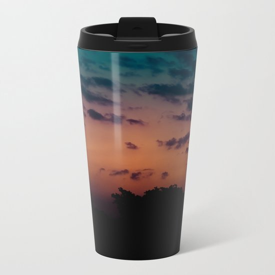 Calm Madness Metal Travel Mug