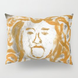 Medusa- The Regret Pillow Sham