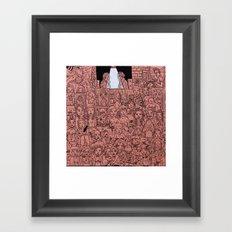 Lovelust Framed Art Print