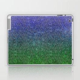 Nightfall Forest Glitter Gradient Laptop & iPad Skin