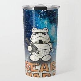 Bear Wars Vintage - Bear Trooper Travel Mug