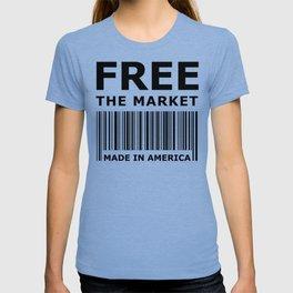 Free The Market T-shirt