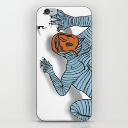 Fear Nothing iPhone Skin