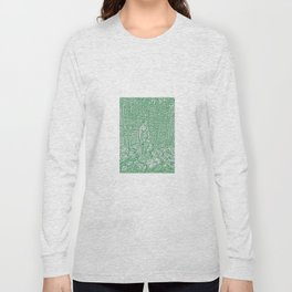 """""""Hearth and Home"""" by ICA PAVON Long Sleeve T-shirt"""