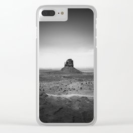 Salvation Clear iPhone Case