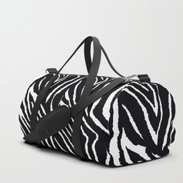 ZEBRA YELLOW ORCHIDS TROPICAL BLOOM Duffle Bag