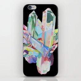 Aqua Aura iPhone Skin