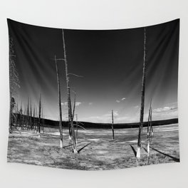 Lodgepole Pines Wall Tapestry