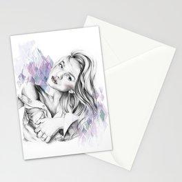 Silk Shirt Stationery Cards