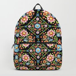 Millefiori Floral Backpack