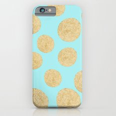 Straw Cushion Pattern iPhone 6s Slim Case