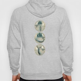 The Battle - Captain Ahab and Moby Dick Hoody