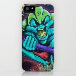 Graffito n.5 iPhone Case