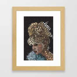 Brigitte Bardot Framed Art Print