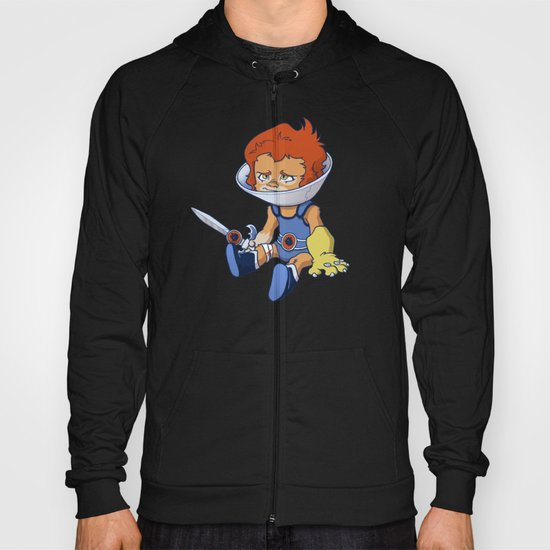 Lion-Ow Hoody