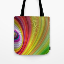 Vivid space Tote Bag