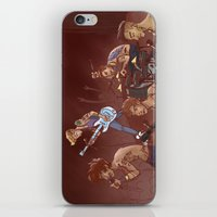 concert iPhone & iPod Skins featuring concert by cargline
