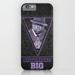 *Notorious BiG* iPhone Case