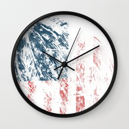 Leech Wall Clock