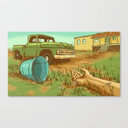 Jack & Jill Canvas Print