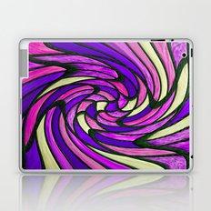 chromatic swirl II Laptop & iPad Skin