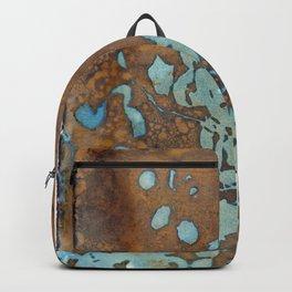 Copper Raindrops Backpack