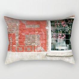 "Mooca - Series ""Districts of São Paulo"" Rectangular Pillow"