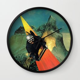 lect Wall Clock