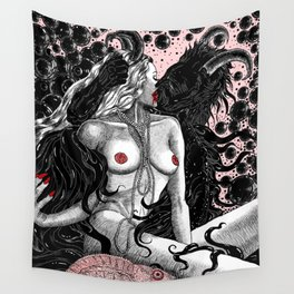 Garden Of Gazillion Delights Wall Tapestry