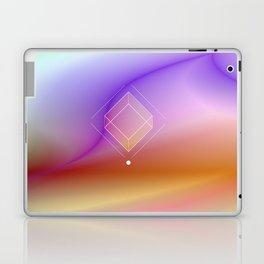 Inverted square geometry Laptop & iPad Skin