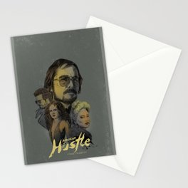 American Hustle Stationery Cards
