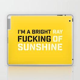 RAY OF SUNSHINE Laptop & iPad Skin