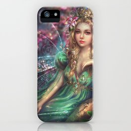 Titania iPhone Case