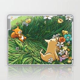 Roll on Flowers Laptop & iPad Skin
