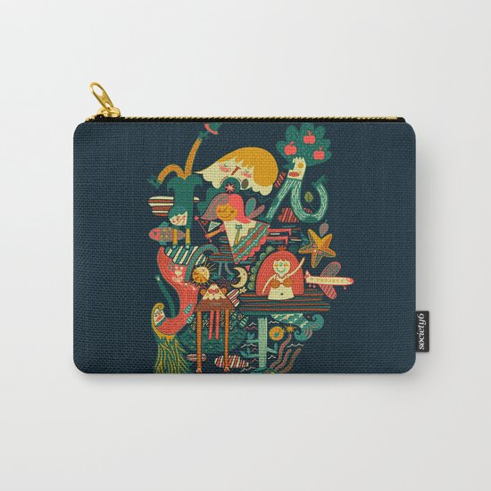 Crazy dream Carry-All Pouch
