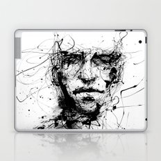 lines hold the memories Laptop & iPad Skin
