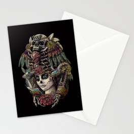 Day of the Dead (Ancient Guardians) Stationery Cards