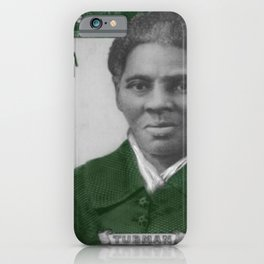 Proposed African American Icon Harriet Tubman Single U.S. Mint 20 Dollar bill iPhone Case