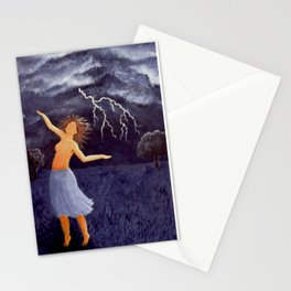 Storm Witch Stationery Cards