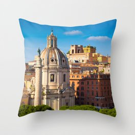 ROME 02 Throw Pillow